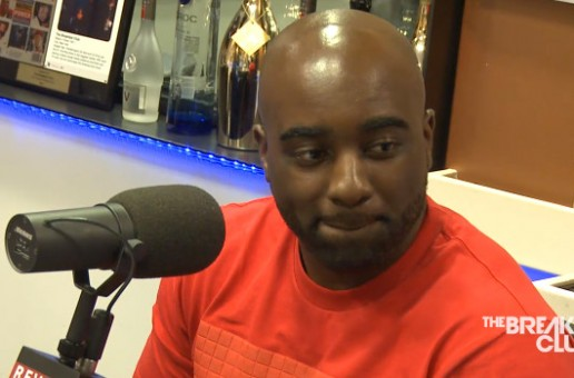 Author & Motivational Speaker, Rob Hill Sr. Joins The Breakfast Club (Video)