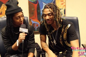 Snootie Wild – Howard Homecoming Live Performance & Interview (Video) (Filmed By Taz)