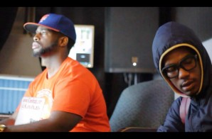 Kino Beats x Lex Luger – Studio Session (Video)