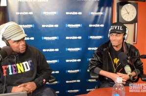 Rahzel Jr. – Sway In The Morning (Interview) (Video)