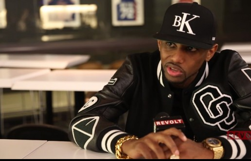 Fabolous Talks New Album, The Young O.G. Project, With Revolt TV (Video)