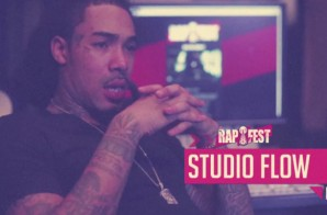 The RapFest Presents: Studio Flow w/ GunPlay (Video)