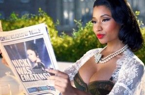 Nicki Minaj Pushes Back The Release Date Of 'The Pinkprint'