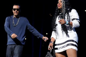 Remy Ma Surprises Crowd At Power 105.1's Powerhouse Concert & Joins French Montana On Stage (Video)