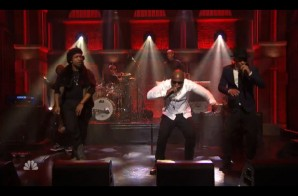 T.I., Jeezy & Watch The Duck – G'Shit (Live On Seth Meyers) (Video)