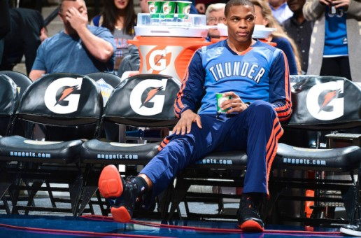Wild, Wild West: Oklahoma City Thunder All-Star Russell Westbrook Will Miss 4-6 Weeks With A Hand Injury