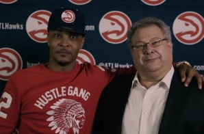 Meet The Neighbors: T.I. Creates Awkward Promo Video with Atlanta Hawks CEO (Video)