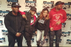 Sisqo Talks New Album, Dru Hill, & More With The Breakfast Club (Video)