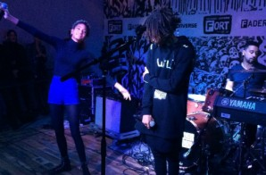 Willow And Jaden Smith Perform At Fader Fort In NYC (Video)