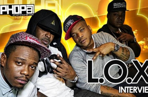 The L.O.X. Detail Multiple New Projects, Battle Rap Demands & Classic Biggie Story With HHS1987 (Video)