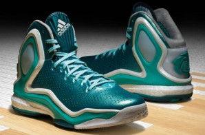 "Adidas D Rose 5 Boost ""The Lake"" (Photos)"