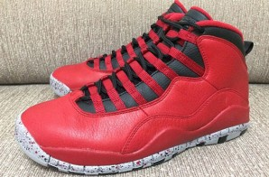"Air Jordan 10 ""Bulls Over Broadway"" Set To Be Released During The 2015 NBA All-Star Weekend"