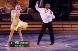 "Alfonso Ribeiro Performs ""The Carlton Dance"" On Dancing With The Stars (Video)"