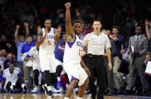 Philadelphia 76ers Guard Casper Ware Dials Long Distance At The Buzzer (Video)
