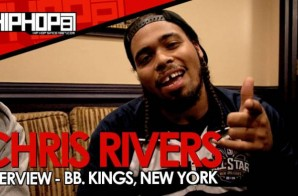 Chris Rivers & Termanology Discuss Collaborating With Each Other, Performing With The L.O.X. With HHS1987 (Video)