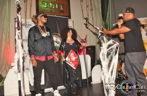 "Mali Hunter Throws Halloween Party For Future's ""Monster"" Mixtape (Photos)"