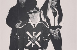 Photo Op: Dej Loaf, Remy Ma & Ty Dolla $ign
