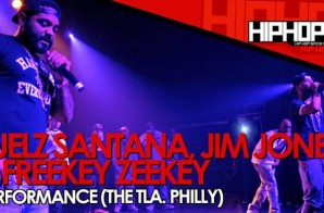Dipset Performs At The TLA In Philly (09/21/14) (Video)