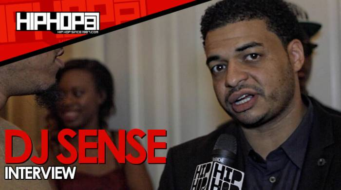 "dj-sense-int DJ Sense Talks ""What You Know"", His Upcoming Project ""Trendsetter: The Album"" & More (Video)"