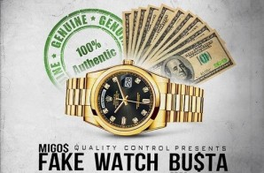 Migos – Fake Watch Busta (Prod. by Murda Beatz)