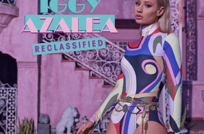 Iggy Azalea Debuts 'The New Classic: Reclassified' Album Artwork
