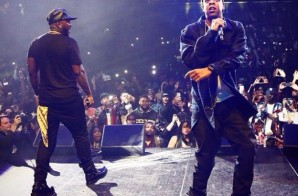 Jeezy Brings Out Jay Z At Power 105's Powerhouse 2014 Concet Last Night in Brooklyn (Video)