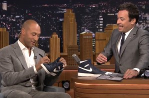 Derek Jeter Talks Retiring His Jersey & His Last Yankees Game With Jimmy Fallon (Video)