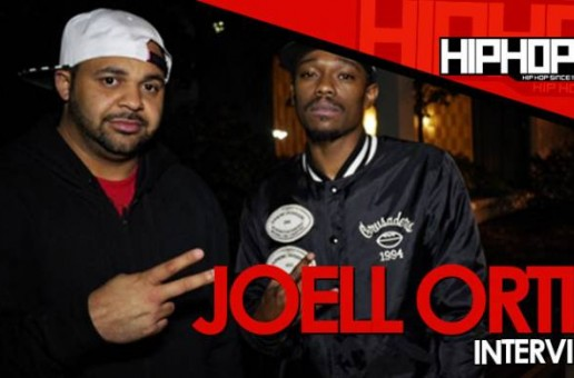 Joell Ortiz Gets Comfortable In 'House Slippers' With HHS1987 (Video)