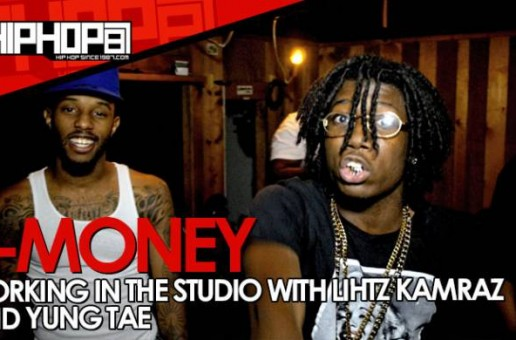 Lihtz Kamraz, Yung Tae & HHS1987's E-Money Preview New Collaboration (Video)