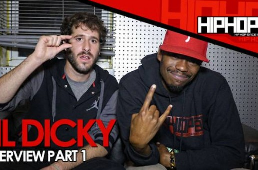 Lil Dicky Talks Frat Rap, 'Professional Rapper Tour', Tinder & More With HHS1987 (Part 1) (Video)