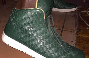 "Michael Jordan Spotted Wearing New ""Jordan Shine"" (Photos)"