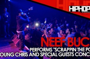 """Neef Buck Performs """"Jack in The Box"""" with Asia Sparks Live At The TLA (10/9/14) (Video)"""