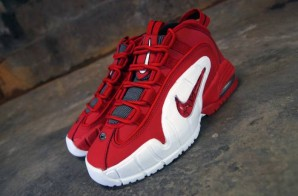 "Nike Air Max Penny ""University Red"" (Photos)"
