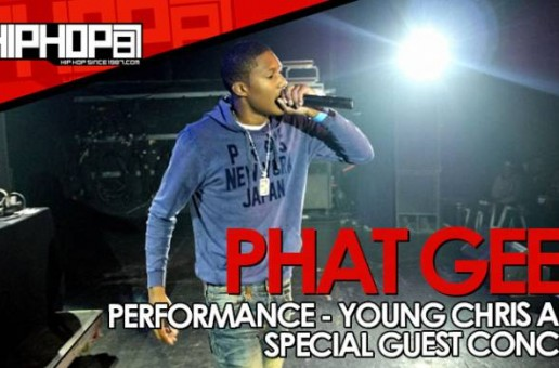 Phat Geez Performs At The TLA In Philly (10/09/14) (Video)