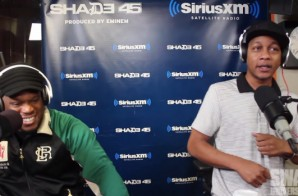 DJ Quick Joins Sway In The Morning (Video)