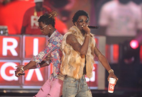 tFz2JKH-1-500x343 Young Thug, Rich Homie Quan & Birdman – Lifestyle (Live At 2014 BET Hip Hop Awards) (Video)
