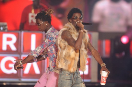 Young Thug, Rich Homie Quan & Birdman – Lifestyle (Live At 2014 BET Hip Hop Awards) (Video)