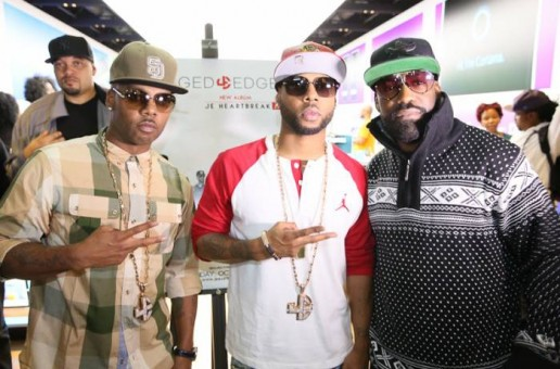 "Jagged Edge Previews ""J.E. Heartbreak II"" With Microsoft In Atlanta (Photos)"
