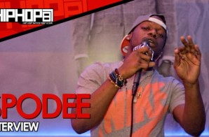 "Spodee Talks Hustle Gang, Advice From T.I., ""G.D.OD 2"" & More With HHS1987 (Video)"