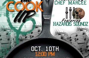 Chef Marcee Presents: The Cook Up at A3C (10-10-14)