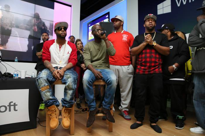 "unnamed-15 Jagged Edge Previews ""J.E. Heartbreak II"" With Microsoft In Atlanta (Photos)"