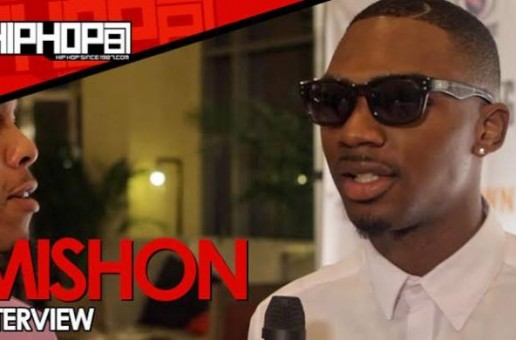 "Mishon Talks Working With Jermaine Dupri, His Single ""Conversation"" Featuring Tyga & More With HHS1987 (Video)"