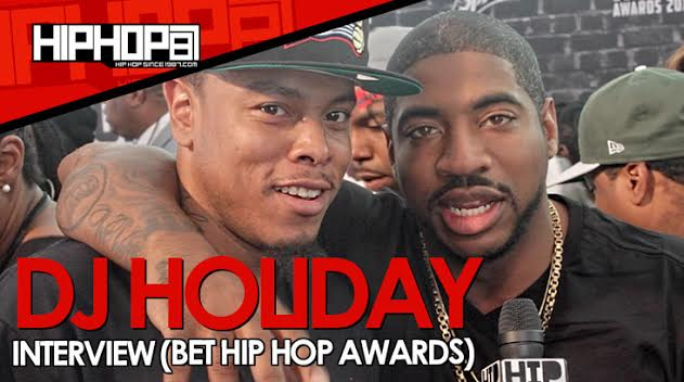 "unnamed-21 DJ Holiday Talks ""Flexin"" Featuring Meek Mill, Future & T.I., Working With Streetz 94.5, The Commission & More (Video)"