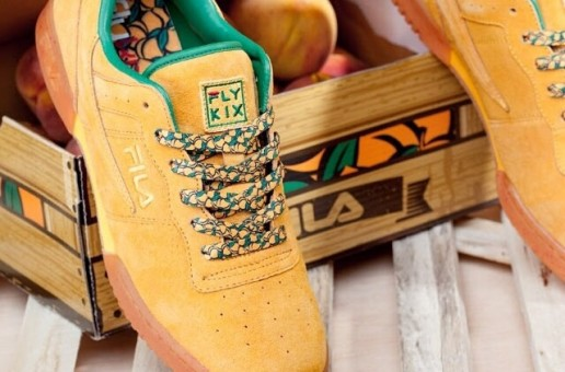 Rich Homie Quan, Trinidad James & More Celebrate FILA x Fly Kix ATL's Peach State Original Fitness Sneaker Collab Release