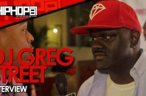 "DJ Greg Street Explains Breaking Records, Talks The Source ""Power 30″ List, His Favorite Jordan's & More With HHS1987 (Video)"
