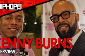 "Kenny Burns Talks Revolt TV, His Novel ""The Dream Is Real"", Kevin Durant Coming To D.C. & More (Video)"