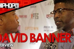 "David Banner Advocates Community Activism & Details New LP ""The God Box"" With HHS1987"