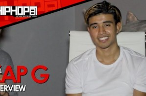 "Kap G Talks Working With Pharrell, His ""Like A Mexican"" EP, Touring & More With HHS1987 (Video)"