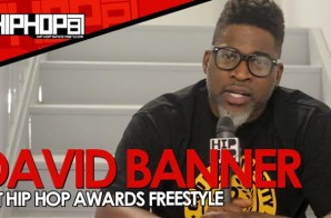 David Banner Breaks Down His BET Cypher Freestyle With HHS1987 (Video)