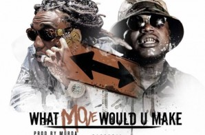 Takeoff x Peewee Longway – What Move Would U Make (Prod. by Murda Beatz)